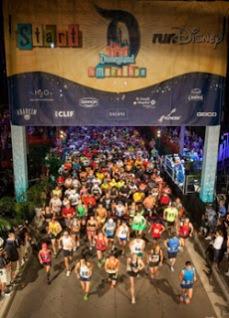 Disneyland Half Marathon Start