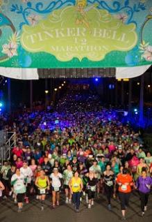2013 Tinker Bell Half Marathon Start