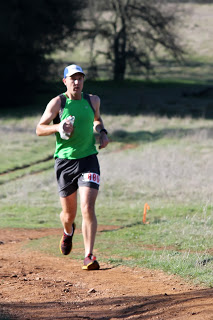 On the Olmstead Loop during the Way Too Cool 50K.