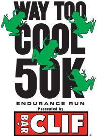 Way Too Cool 50K Logo