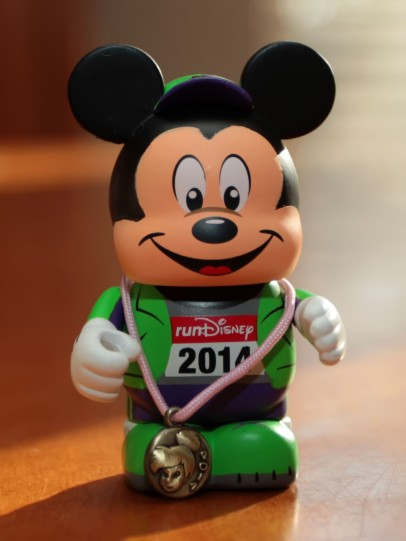 2014 runDisney Vinylmation