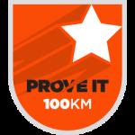 Strava Prove It 100K Run