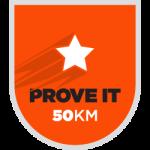 Strava Prove It 50K Run