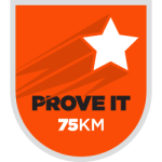 Strava Prove It 75K Run