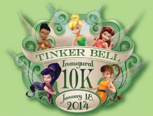 Tinker Bell 10K Logo