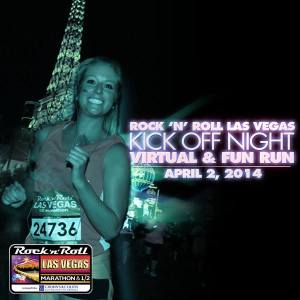 Las Vegas Kick Off Night