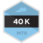 Strava Prove It 40K Run