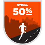Strava Marathon Challenge