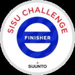 Strava Suunto Sisu Challenge Complete