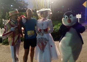 Bert, Mary Poppins, and a Penguin