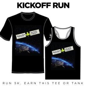 Las Vegas Kickoff Run Shirt