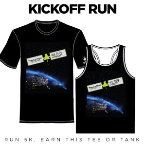 Las Vegas Kickoff Run Shirt